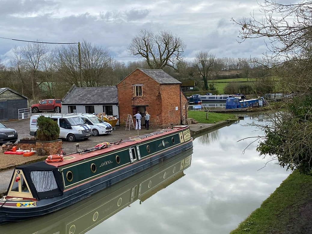 EPC - Crick Wharf, Northamptonshire