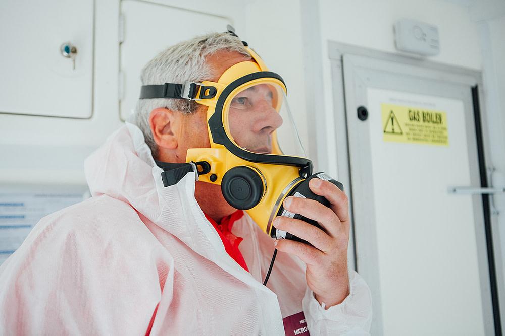 Demolition & Refurbishment Asbestos Surveys UKBC