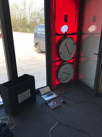 Air Pressure Testing Image