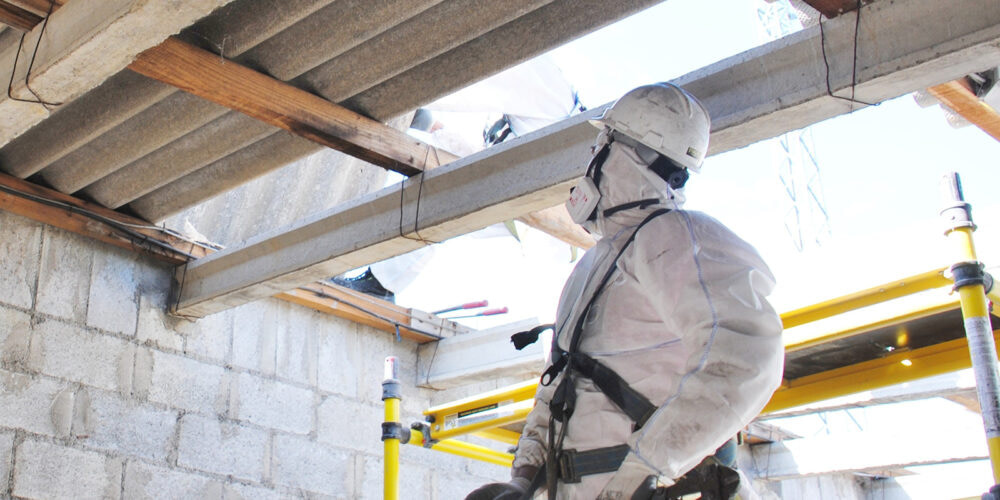 Pre purchase asbestos survey page image UKBC