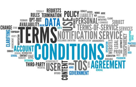 UK Building Compliance Terms and Conditions