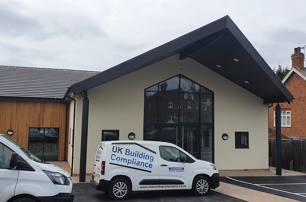 SBEM Calculations & Air Tightness Testing at Word of Life Church in Shepshed