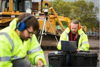 Commercial & Industrial Noise Surveys