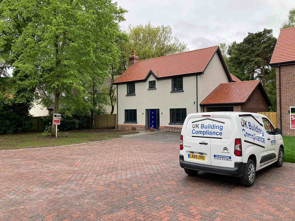 Air Permeability Tests for Dwellings in Whitchurch, Shropshire
