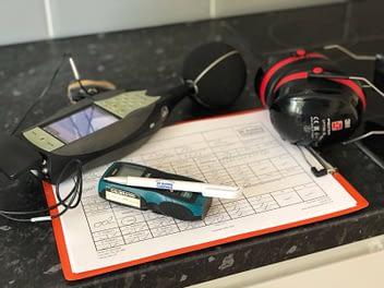 Sound Insulation Testing